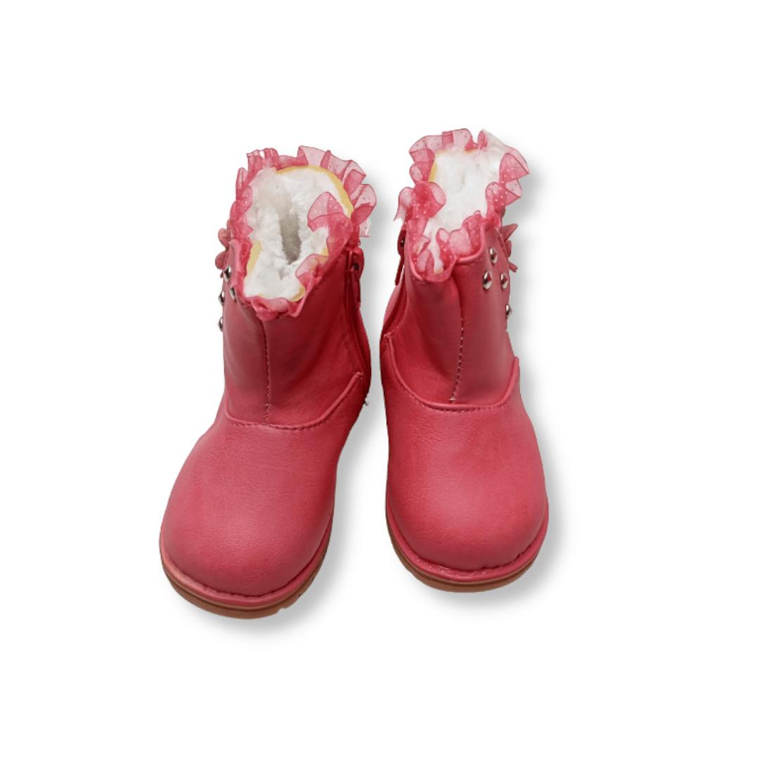 Girls Long Shoes (PINK)