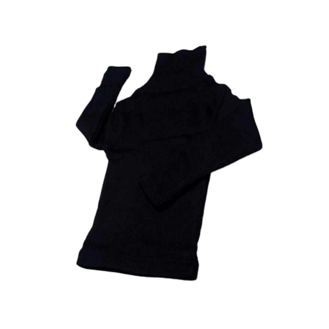 Smartee Premium Winter High Neck (Black)