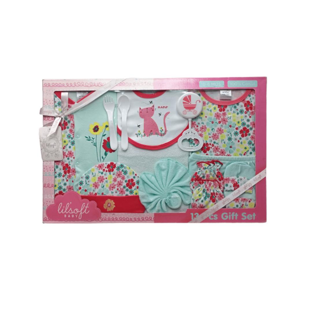 Lil'soft Baby Gift Set (13 Piece)