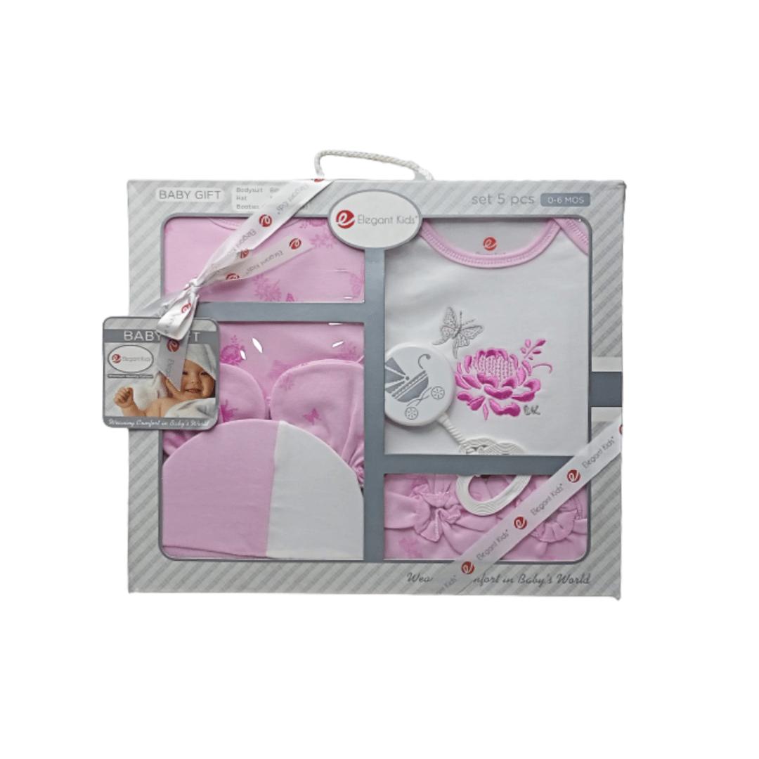 Lil'soft Baby Gift Set (5 Piece)