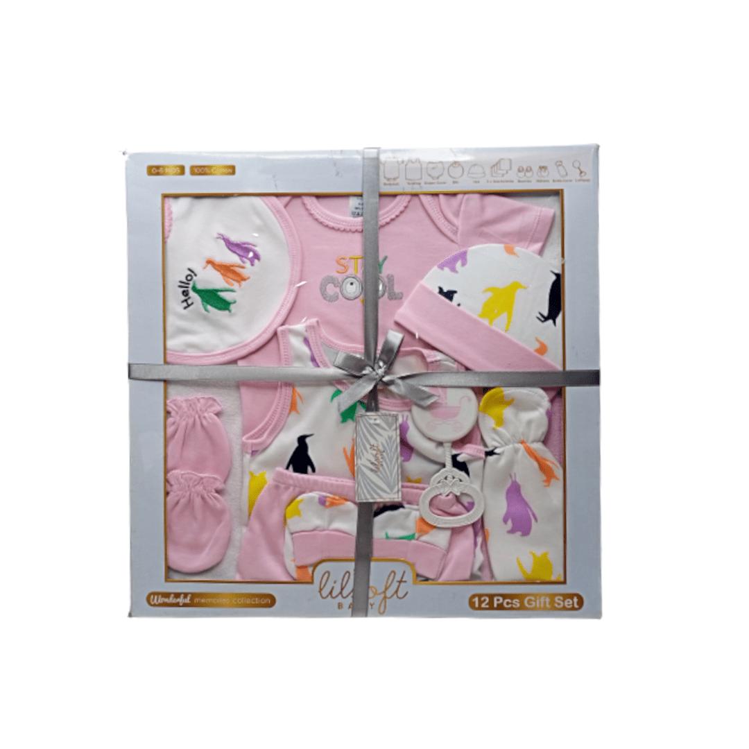 Lil'soft Baby Gift Set (12 Piece)