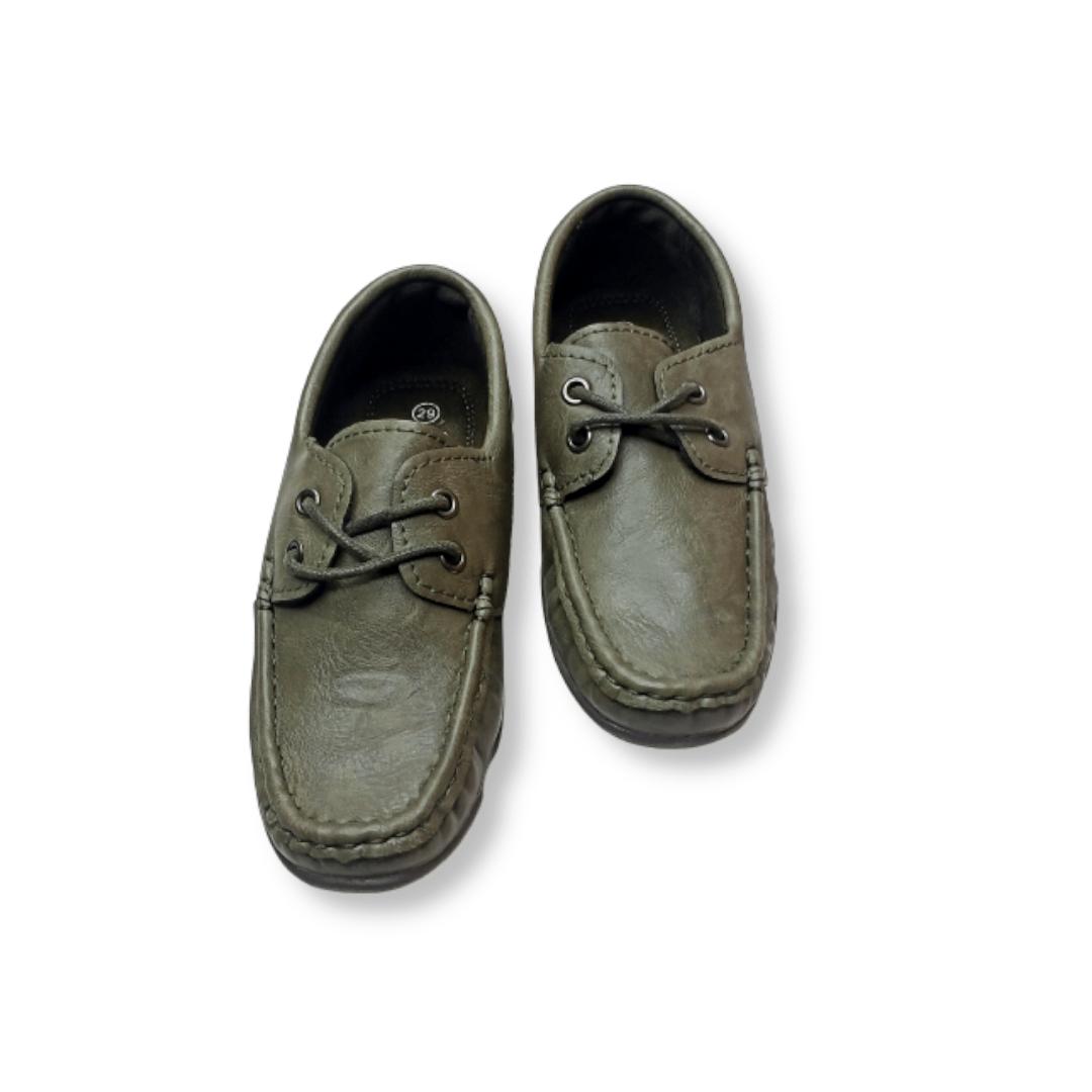 Boys Shoes (Green)