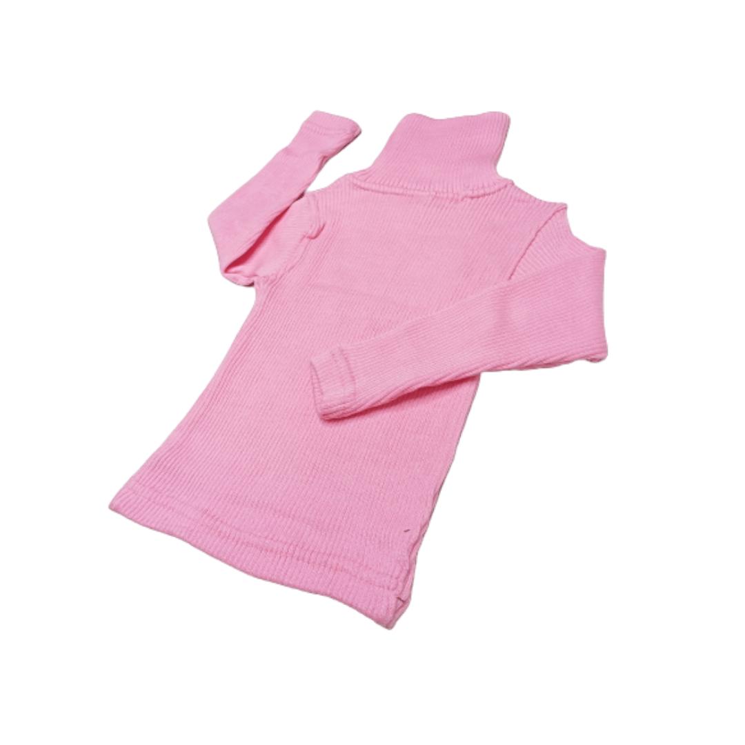 Smartee Premium Winter High Neck (Pink)
