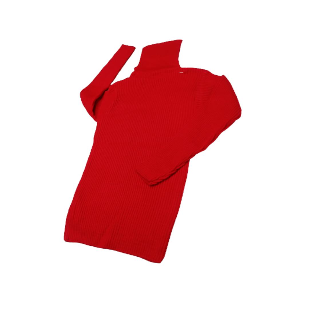 Smartee Premium Winter High Neck (Red)