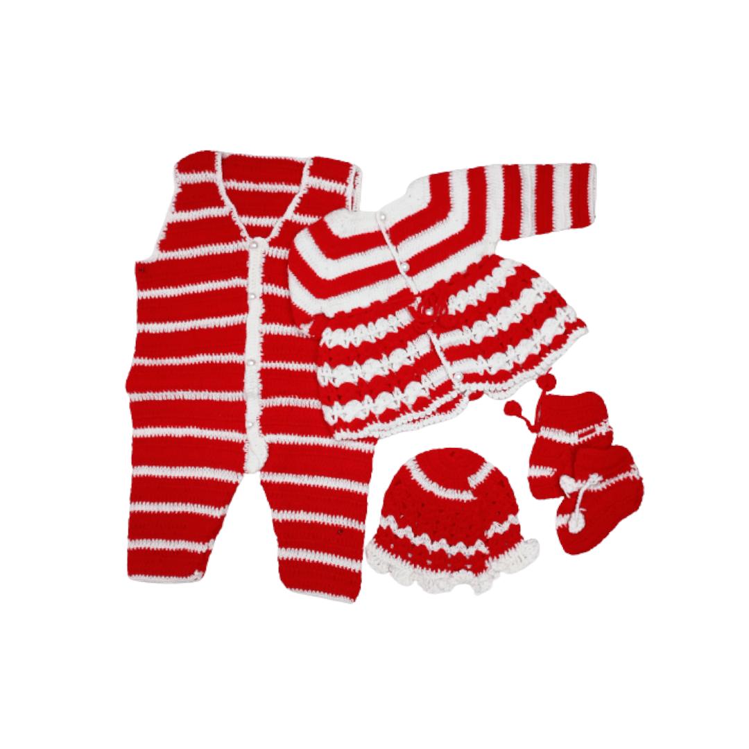 Little Joy Baby Woolen Set