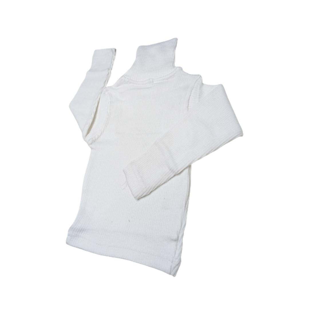 Smartee Premium Winter High Neck (White)