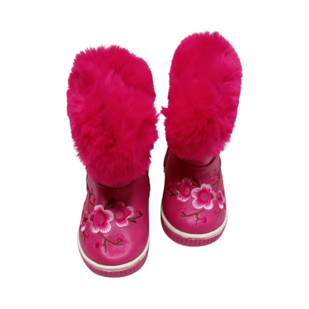 Girls Long Shoes