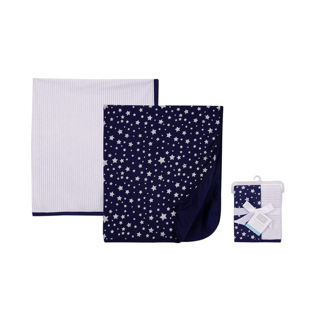 Hudson Swaddle Blanket Pk-2 (51802)