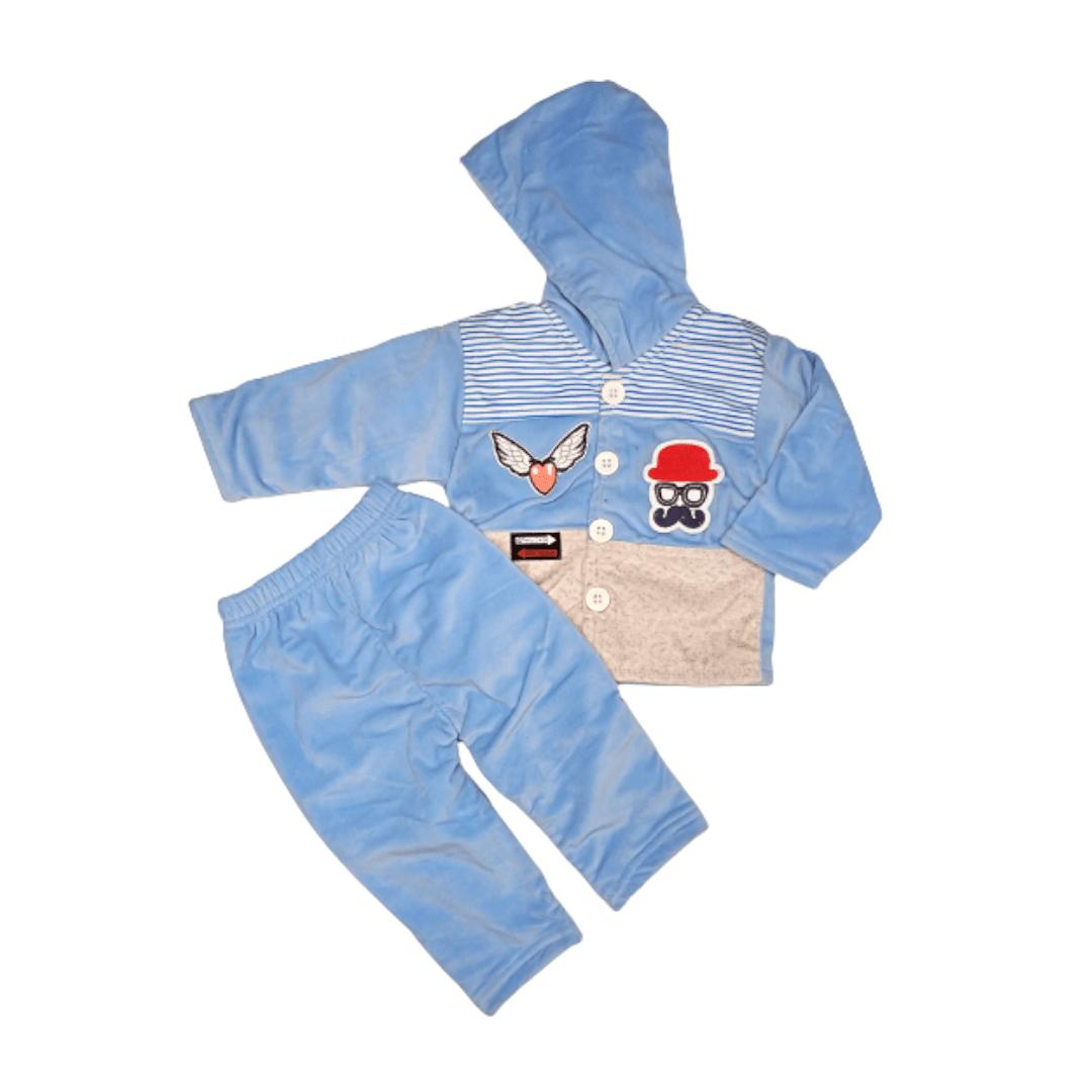 Hello Kid Pajama Suit