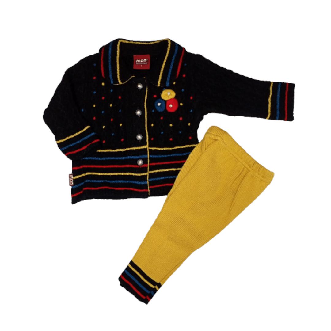 Mod Girl Winter Suit Woolen