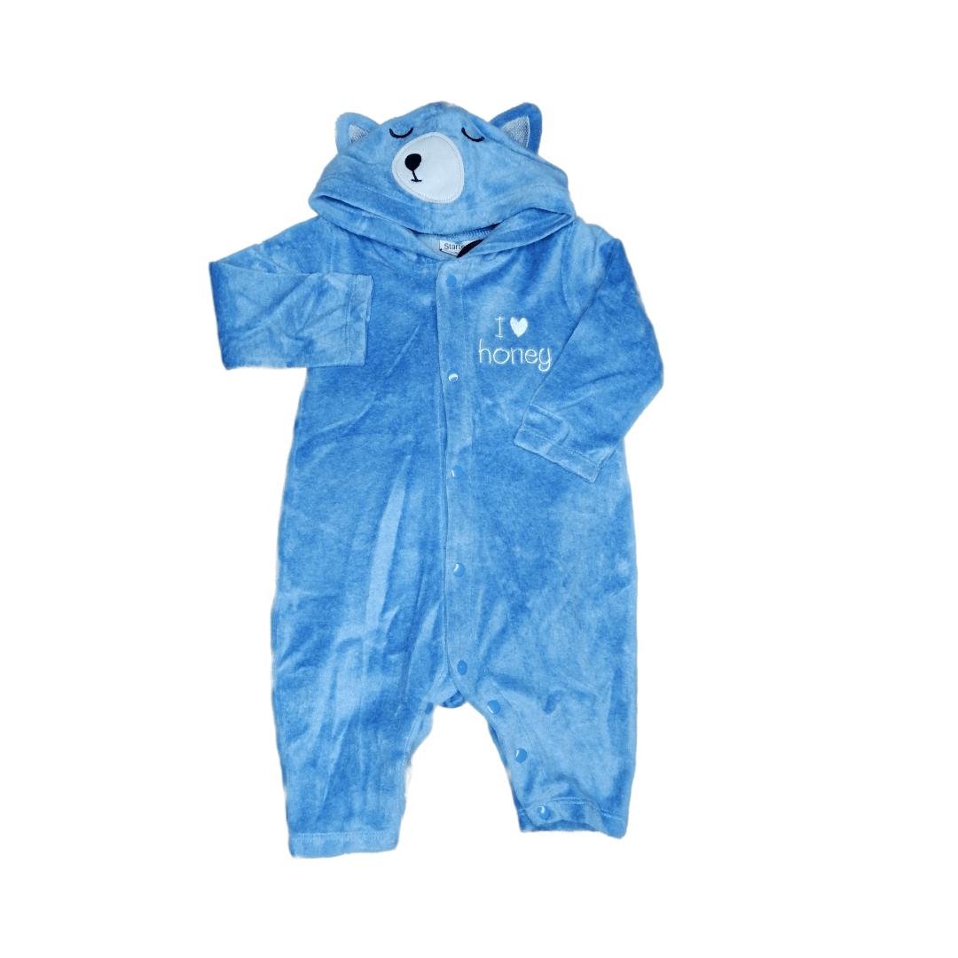 Starter Wonderchild Winter Romper & Jumper-Suit Hood