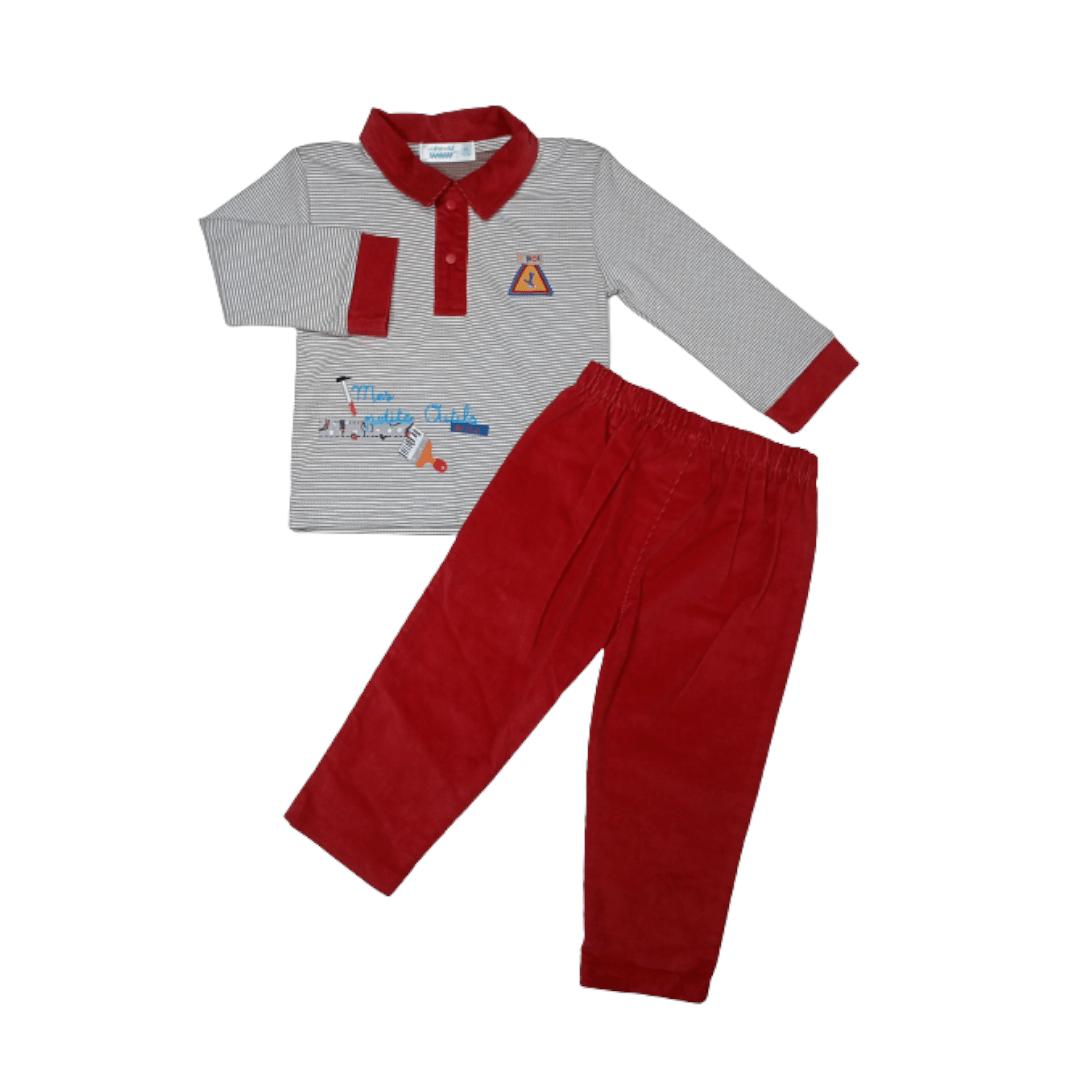 Children Boy Pajama Suit