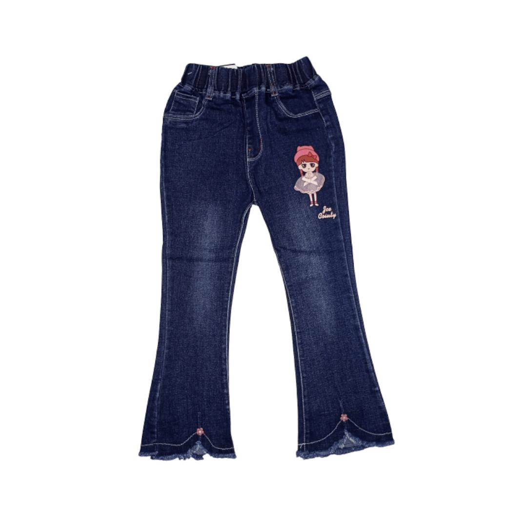 Girl Jeans Doll