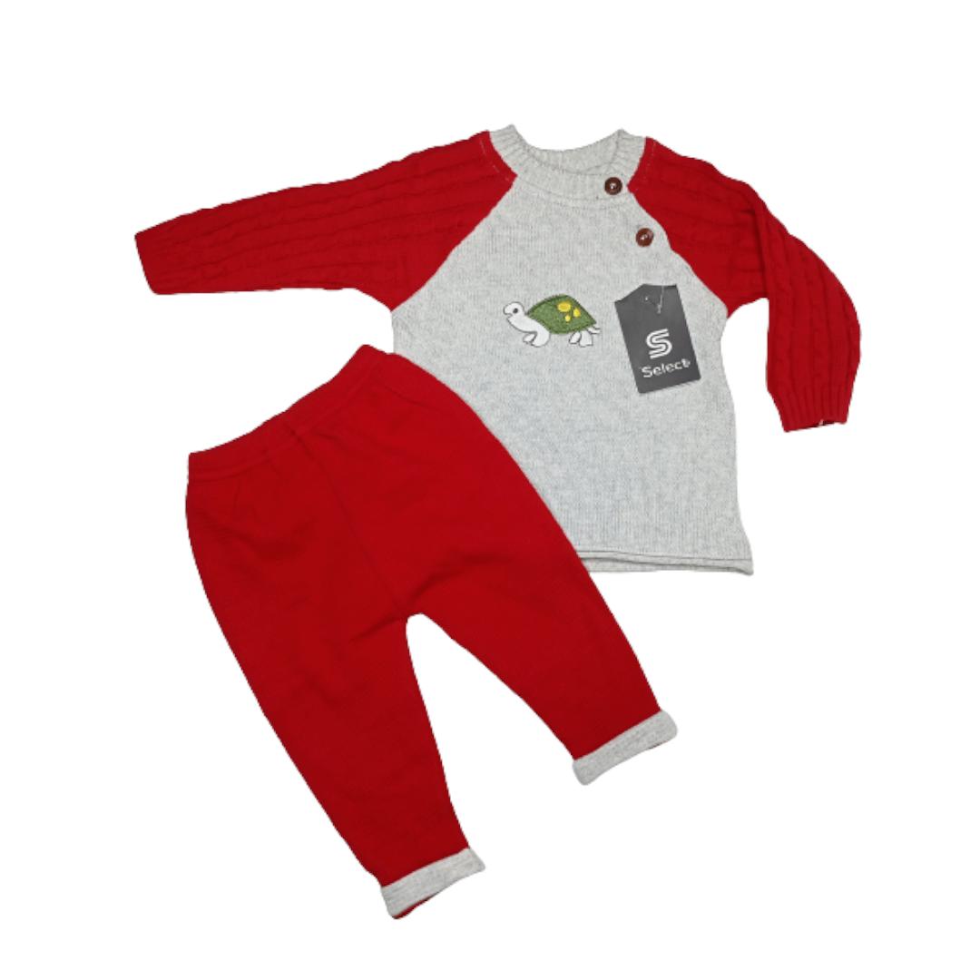 Select Boy Winter Suit Dino