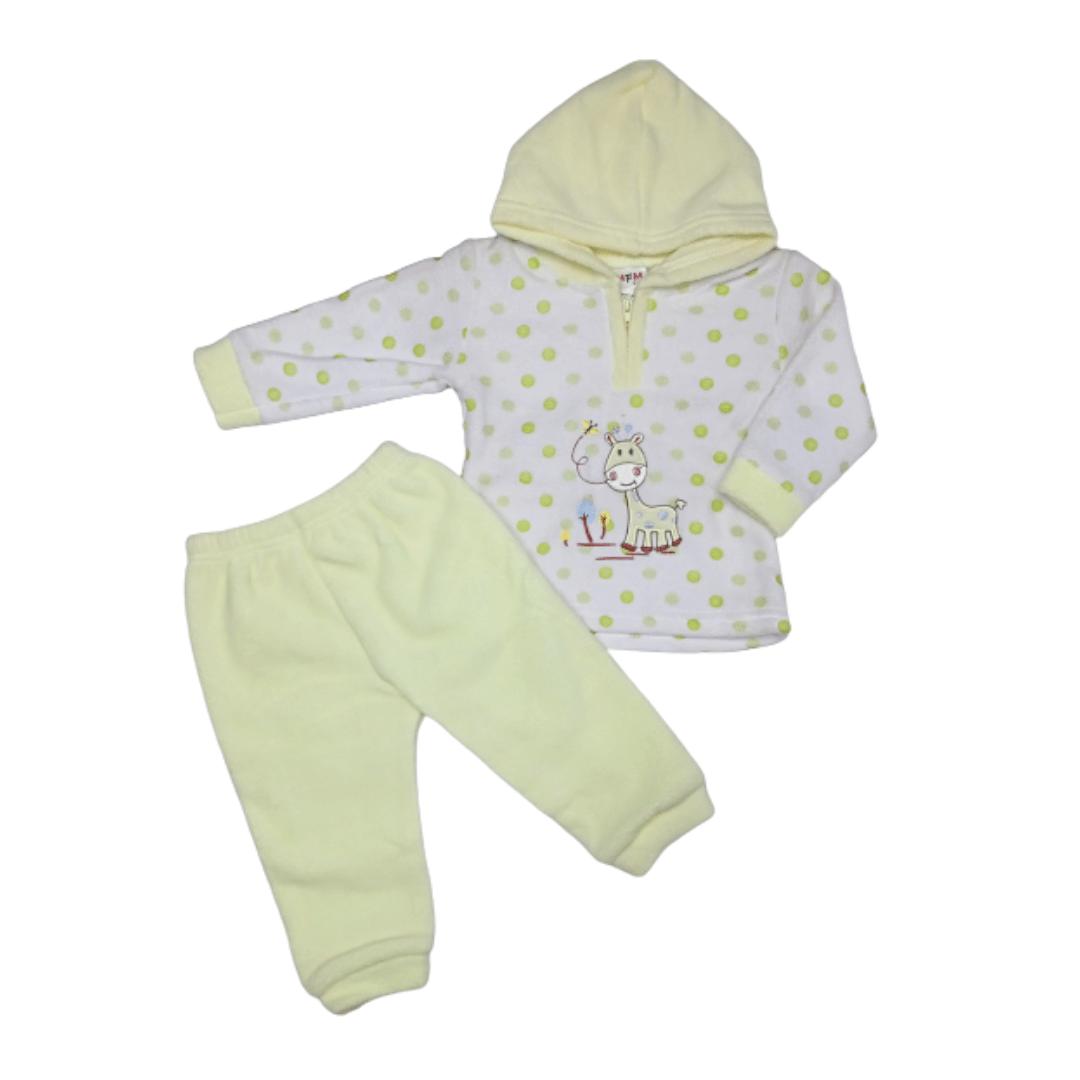 Pajama Suit Giraffa