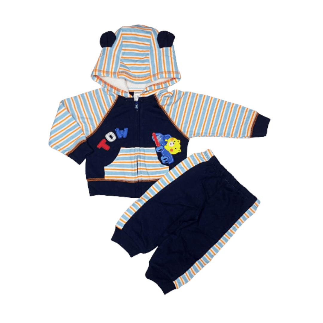 Carter's Boy Pajama Suit