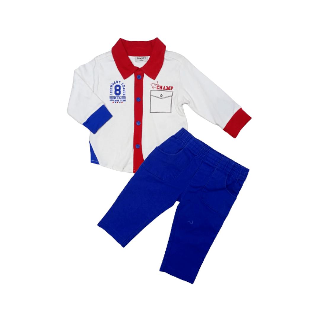 Starter's Wonderchild Boy Pajama Suit