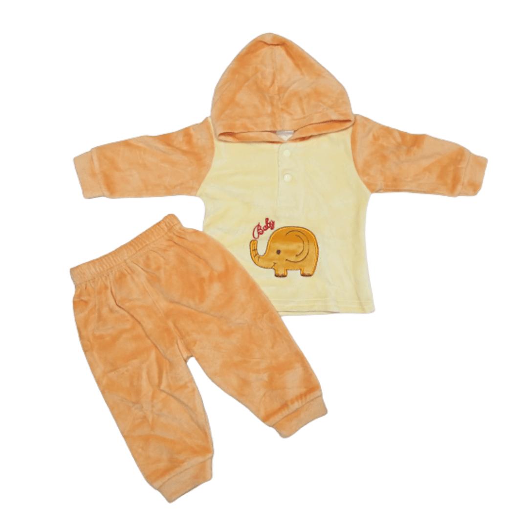Boy Pajama Suit Elephant