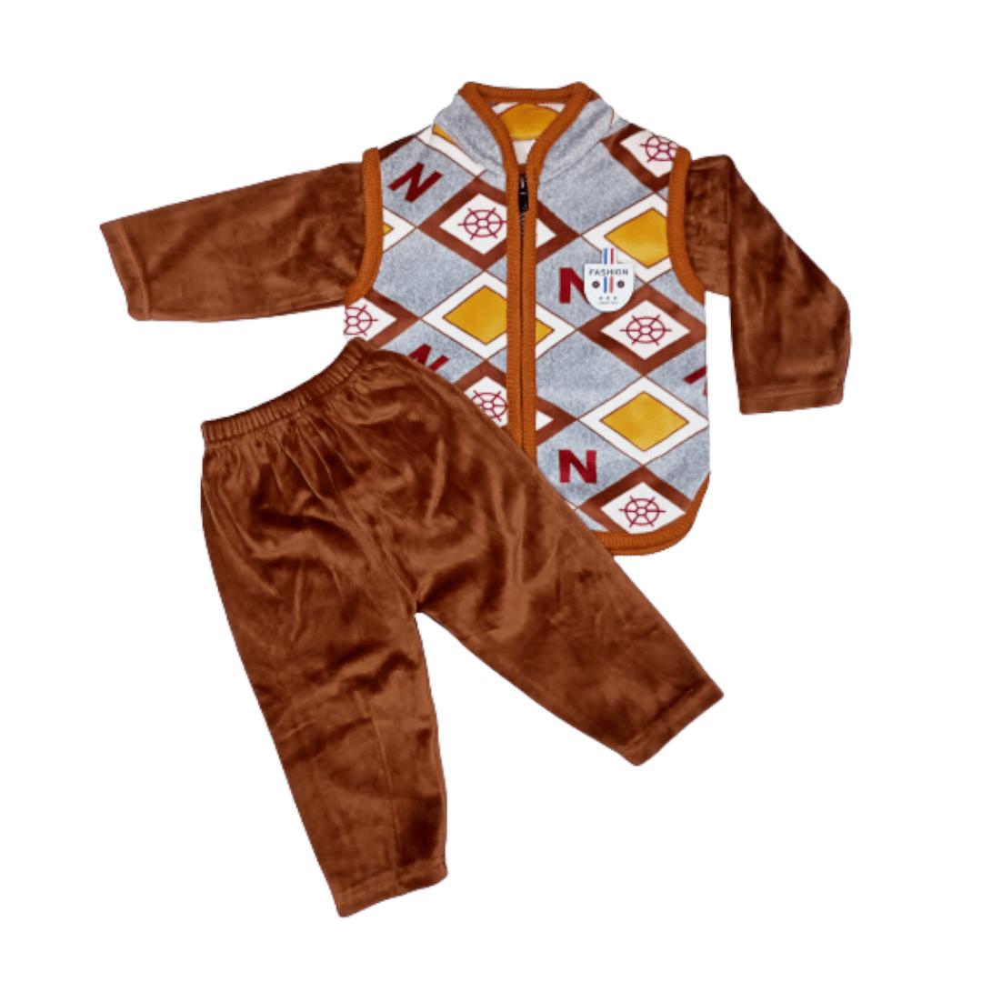 Fashion Boy Pajama Suit