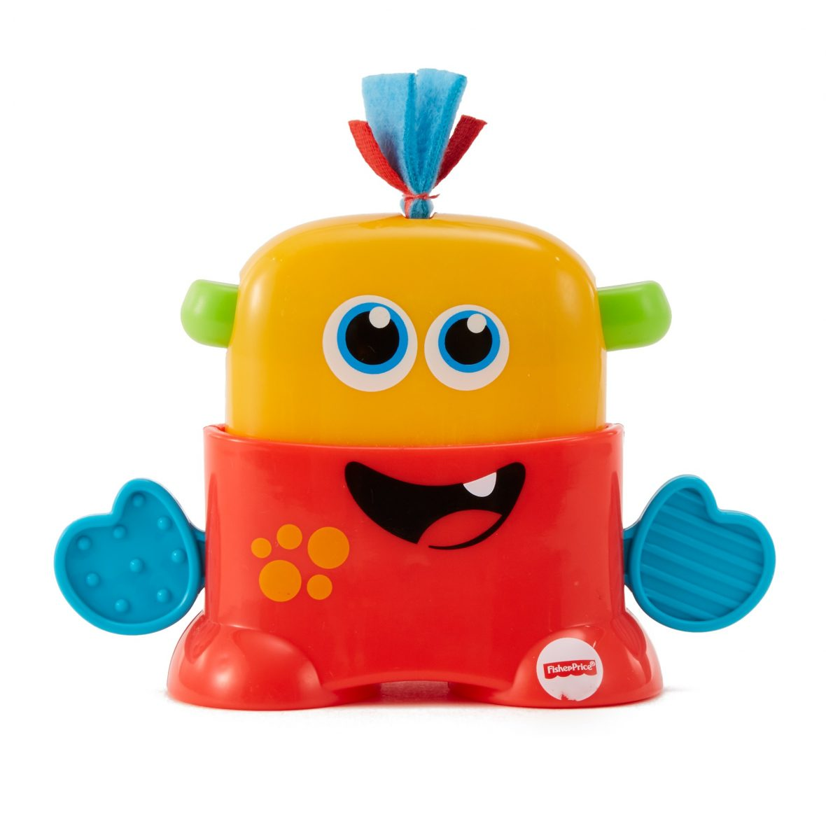Fisher Price Tote – Along Monster Early Learner Toys for Kids age 6M+