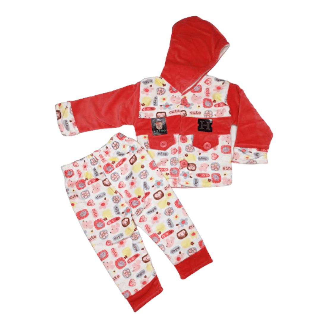 Cute Pajama Suit
