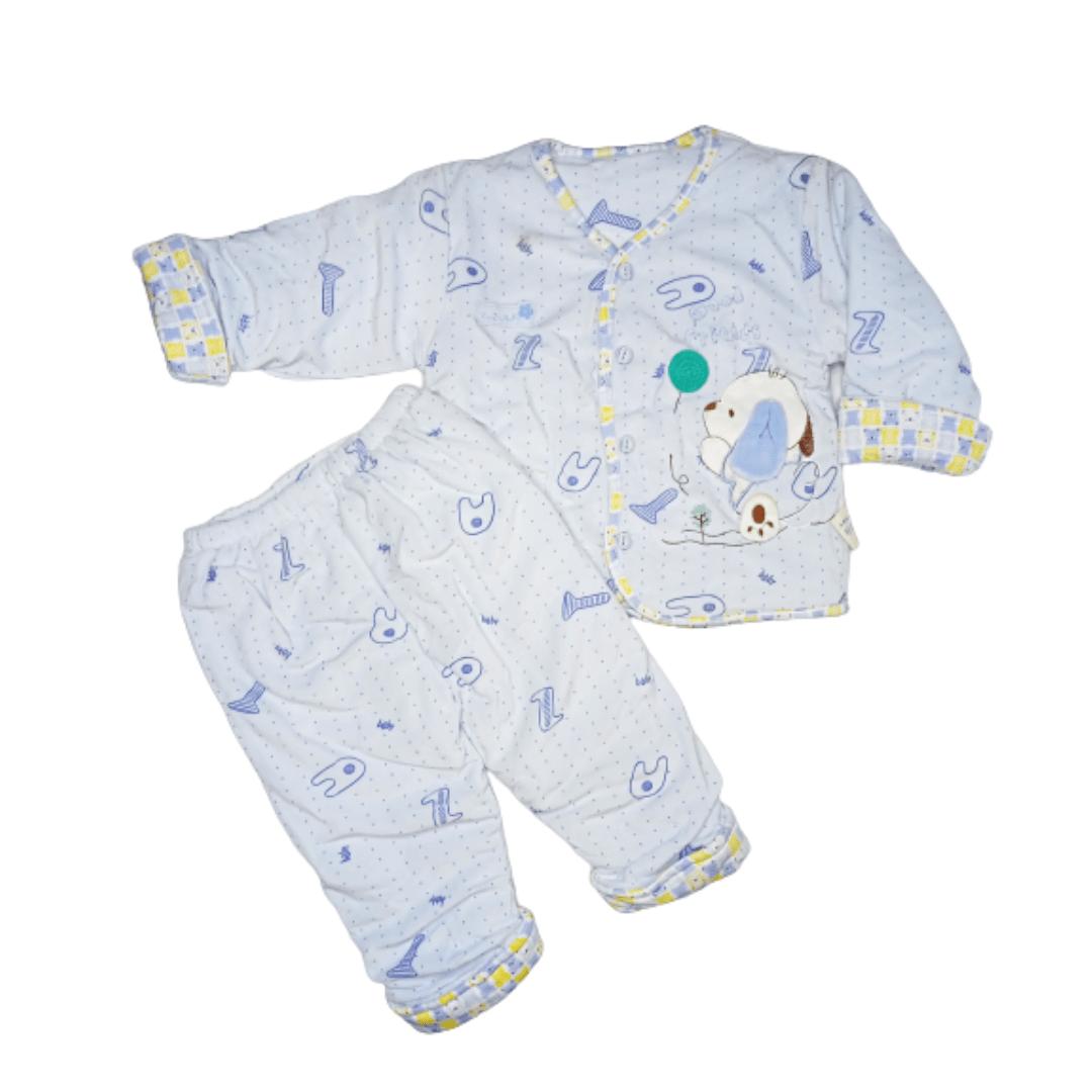Fluffy Pajama Suit