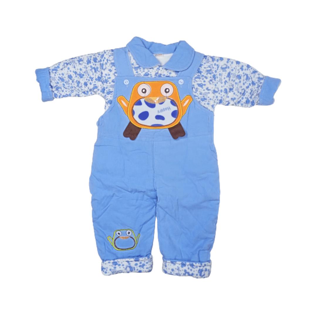 Baby Winter Romper & Jumper-Suit