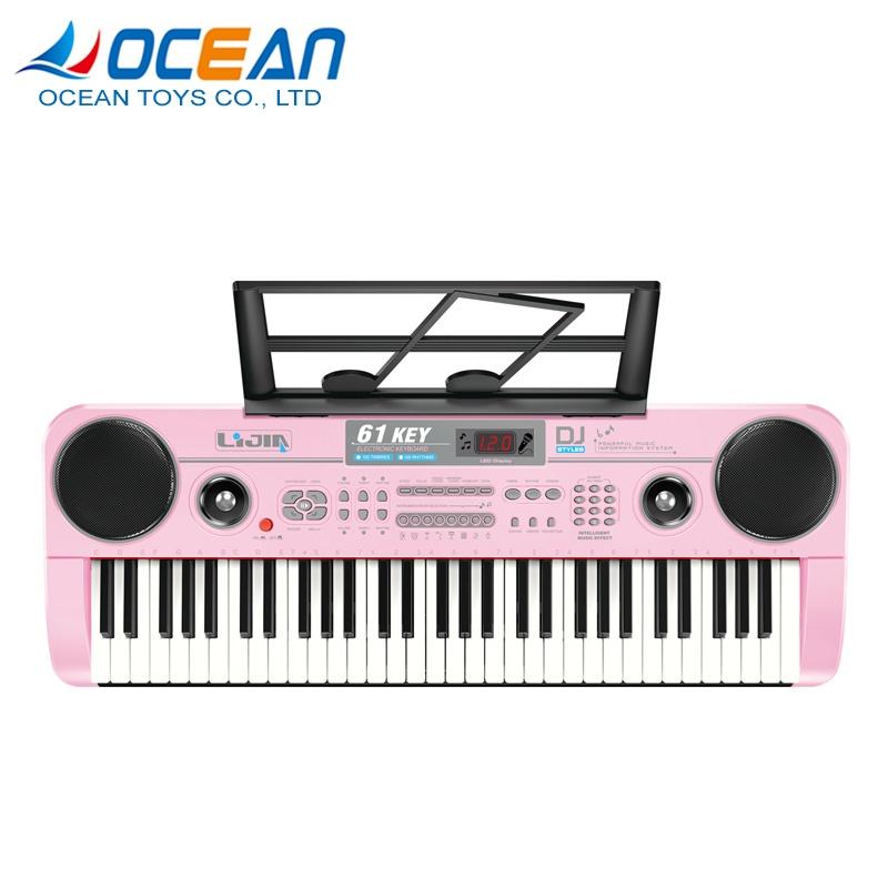 LIJIA 61 Keys Electronic Keyboard