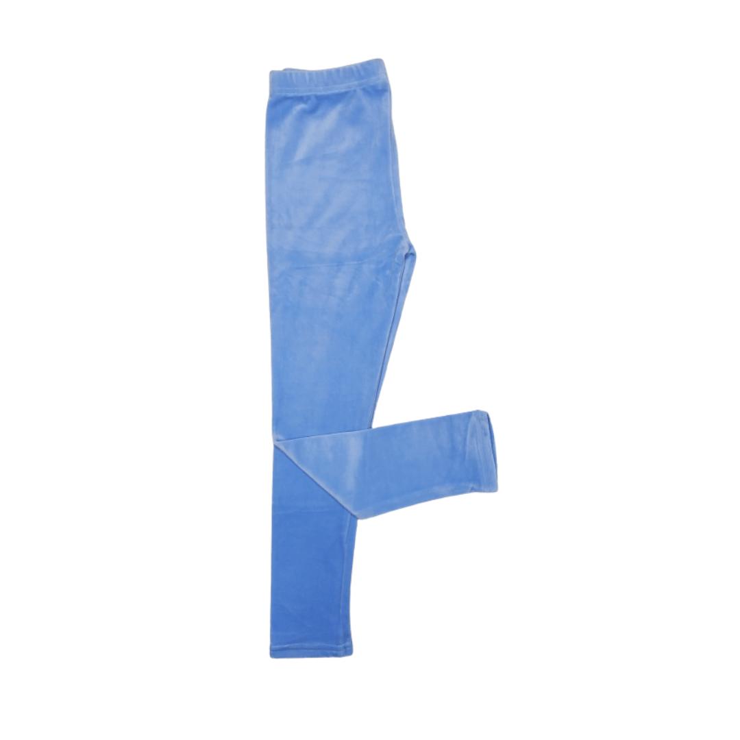 Premium Velour Tight (S.Blue)