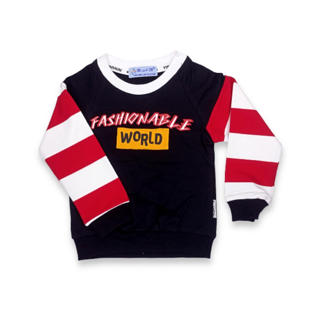 Fashionable World F/S T-shirt