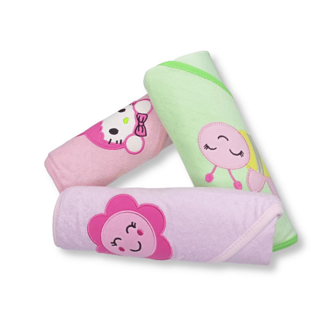 Baby Bath Towel Pk-3 Thailand
