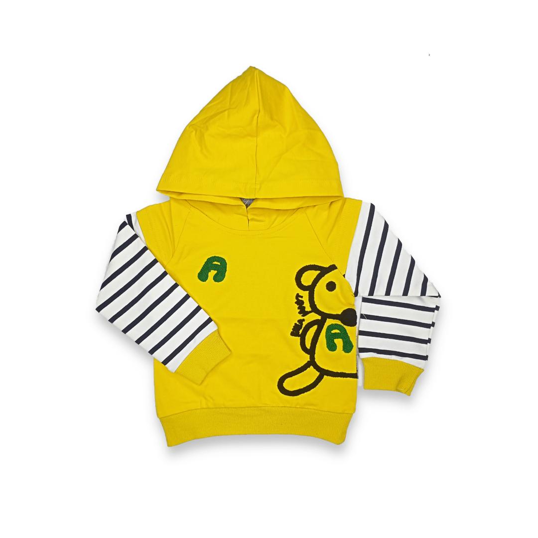 A Hood F/S T-shirt