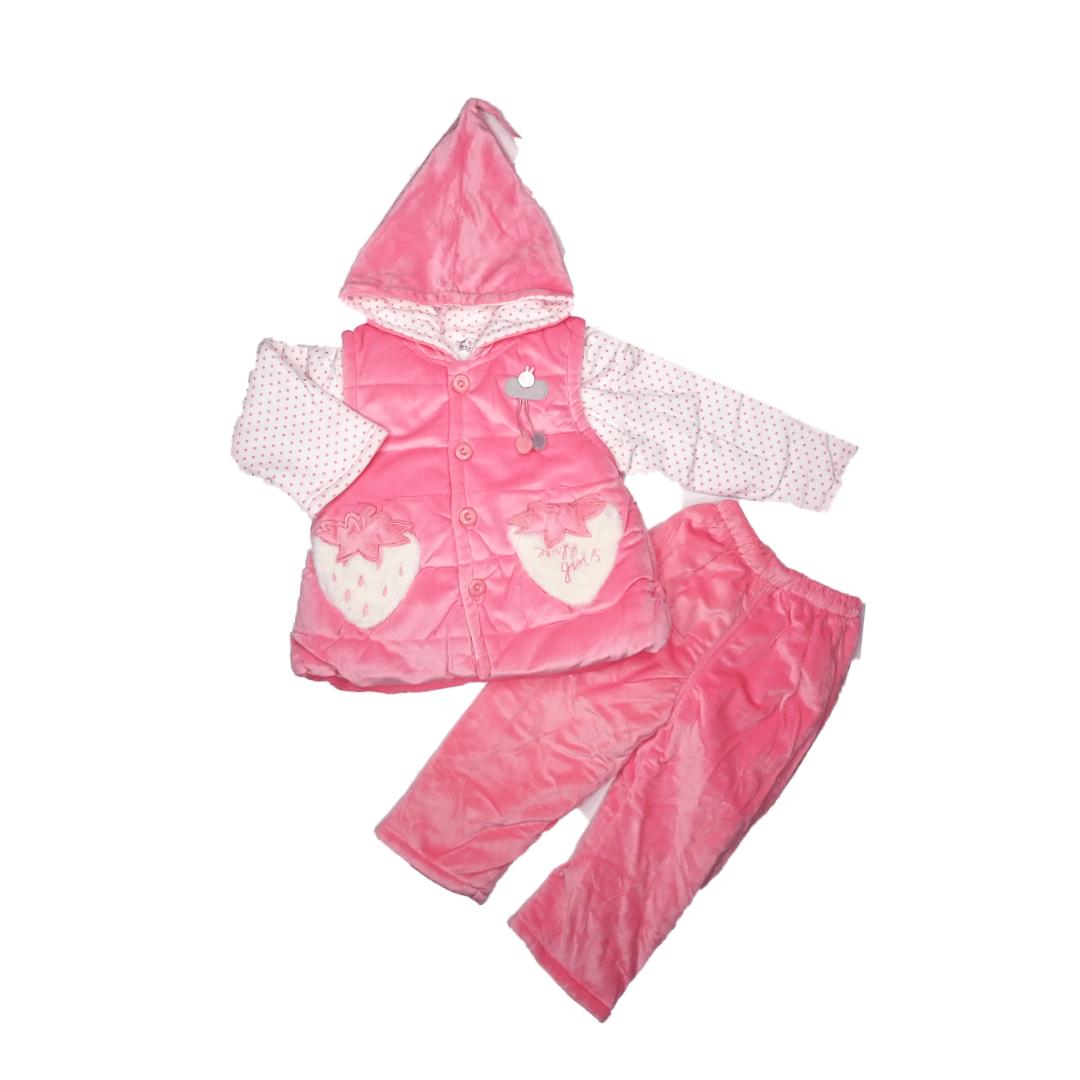 Fluffy Pajama Suit Tree