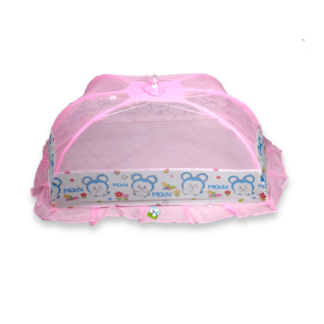 Netto Mochi Cover Net Safety Locked Mosquito Net Thailand