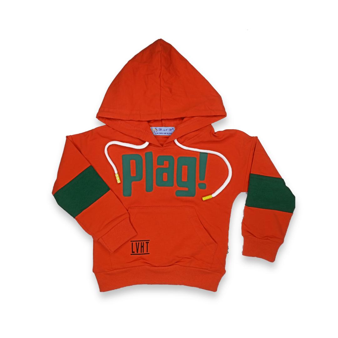 Plag Hood F/S T-shirt